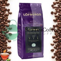 Lofbergs Espresso зерно 400...